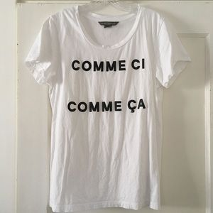French Connection T-Shirt Size L